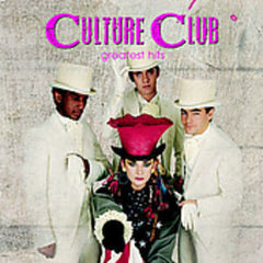 Culture Club: Greatest Hits CD 2005 Culture Club Hits on a Single Disc