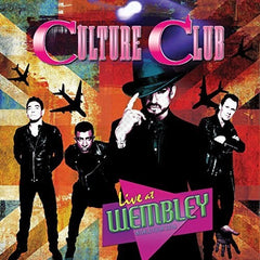 Culture Club: Live At Wembley 2016 (Blu-ray/DVD/CD) 2017 DTS HD Master Audio 2017 Release Date 12/8/17