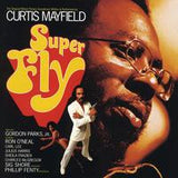 Curtis Mayfield: Superfly 25th Anniversary Edition CD 1999 Soundtrack Certified Gold Release