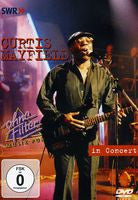 Curtis Mayfield: ohm Filter Live In Concert Germany 1990 DVD 2005 DTS 5.1  (Rare)