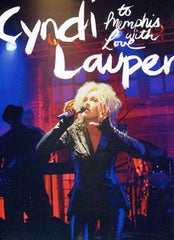 Cyndi Lauper: To Memphis With Love DVD 2011 16:9 DTS 5.1