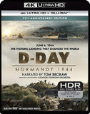 D-Day: Normandy 1944 (75Th Anniversary Edition) (4K Ultra HD+Blu-ray+Digital) Rated: NR Release Date: 5/5/2020