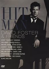 David Foster: Hit Man David Foster & Friends Mandalay Bay Las Vegas 2008  DVD 16:9 5.1 Release Date: 12/9/08