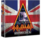 Def leppard: Hysteria At The O2 London 2018 Import (2CD/DVD) 2020 Release Date: 6/5/20