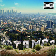 Dr. Dre:  Compton Soundtrack 3rd Studio Album Straight Out Of Compton [Explicit Content]  CD 2015 Release Date 8/21/15
