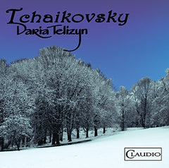 Daria Telizyn Plays Tchaikovsky (TCHAIKOVSKY / TELIZYN) Format: DVD-Audio Only Hi Res 2017 Release Date 04/7/17