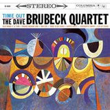 The Dave Brubeck Quartet: Time Out 200-gram LP Analogue Productions and Quality Record Pressings the Definitive Time Out by The Dave Brubeck Quartet- 33 1/3 RPM LP Includes Shipping USA
