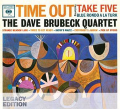 Dave Brubeck Time Out: 50th Anniversary Legacy Edition [2CD+1DVD] [Digipak] 3PC) 2009