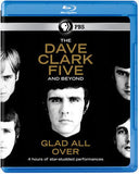 Dave Clark Five And Beyond: Glad All Over PBS Great Performances (Blu-ray) 2014 DTS-HD Master Audio
