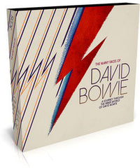 David Bowie: Many Faces of David Bowie [Import]  (Argentina - Import, 3PC) Various Artists CD 2016 02-12-16 Release Date