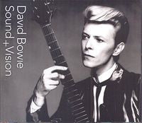David Bowie: Sound +Vision Deluxe Collectors 4 CD Box Set 1969-1994  Release Date 9-23-14 Back Ordered