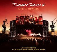 David Gilmour: Live In Gdansk 2006  CD/DVD Deluxe Edition Box Set 2008 16:9 DTS 5.1