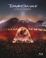 David Gilmour: Live at Pompeii 2016  (Blu-ray) DTS-HD Master Audio 96kHz/24bit 2017 09-29-17 Release Date  Includes Pink Floyd T-Shirt Blue