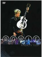 David Bowie: Reality Tour Dublin, Ireland 2003 DVD 2004 16:9 Dolby Digital 5.1 30 Songs In Stock Buy now!