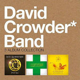 David Crowder: 3 Album Collection Boxed Set 3 CD's  2014 49 Tracks