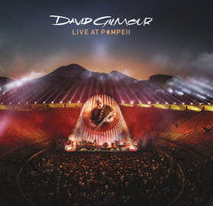 David Gilmour: Live At Pompeii 2016 4 LP 180 Gram Vinyl, Gatefold LP Jacket, Digital Download Card,  Artist: David Gilmour Format: LP Release Date: 9/29/2017 Includes Free Media Shipping USA