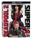 Deadpool 2 (4K Mastering, Subtitled, Widescreen, Dolby, 3PC)  4K Ultra HD Rated: R 2018 Release Date 8/21/18