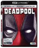 Deadpool: Ultra HD- Story Of Special Forces Mercenary Wade Wilson Marvel Comics' 2016 05-10-16 Release Date
