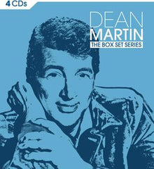 Dean Martin: The Box Set Series 4 CD 2014 45 Tracks New Release