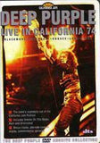 Deep Purple: Live At The California Jam 1974 DVD DTS 5.1