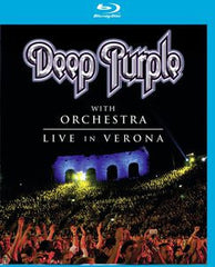 Deep Purple: Live In Verona, Italy 2011 (Blu-ray) 2014 DTS-HD Master Audio