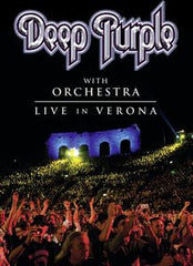 Deep Purple: Live In Verona, Italy 2011 DVD 2014 16:9 DTS 5.1