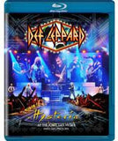 Def Leppard: Viva! Hysteria Live At The Joint in Las Vegas (Blu-ray) 2013 DTS-HD Master Audio