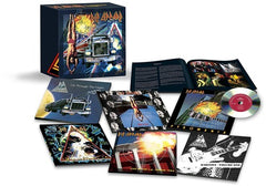 Def Leppard: The CD Collection: Volume One (Limited Edition Boxed Set 7PC CD ) 2018 Release Date 6/1/18