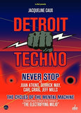 Detroit Techno: Never Stop / Cycle Of The Mental Machine 2 Films DVD Release Date 6/8/18