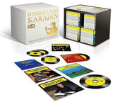 Deutsche Grammophon: Complete Recordings on Deutsche Grammophon & Decca (Herbert von Karajan) CD/DVD/Blu-Ray Audio Only Boxed Set 356 pc 2017 Release Date 12/08/17