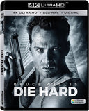 Die Hard: 4K Ultra HD+Blu-ray+Digital 1988 Bruce Willis 2018 Release Date 5/15/18