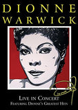 Dionne Warwick: Live in Concert Liverpool 2005 DVD 2017 Release Date 8/4/17