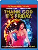 Thank God It's Friday 1978 Donna Summer Blu-ray 2018 Rated: PG Release Date: 5/1/2018