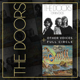 The Doors: Other Voices Full Circle 2 CD Remastered Deluxe Edition 09-04-15 Release Date