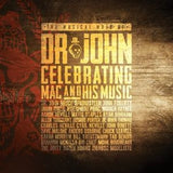 Dr. John: Musical Mojo Of Dr. John: A Celebration Of Mac & His Music  (DVD, With Blu-Ray, 4PC)  16:9 DTS 5.1 2016