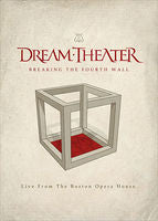 Dream Theater: Breaking The Fourth Wall Live From Boston Opera House (Blu-ray) 2014 DTS-HD Master Audio 09-30-14 Release Date