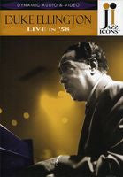 Duke Ellington: Jazz Icons 1958 DVD 2007