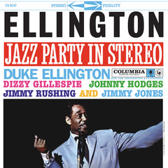 Duke Ellington Jazz Party In Stereo 1959 Acoustic Sounds Pressing (200 Gram Vinyl) LP Release Date 2/24/17