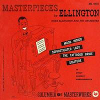 Duke Ellington: Masterpieces By Ellington 200 Gram Pressing from QRP 2015 Includes Shipping USA