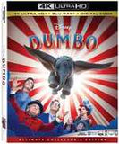 Dumbo (4K Ultra HD+Blu-ray+Digital), 2 Pack, Dolby)  Rated: PG 2019 Release Date 6/25/19