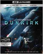 Dunkirk : With Blu-Ray, 4K Mastering, Digital Copy  Ultra HD 2017 Release Date: 12/19/2017