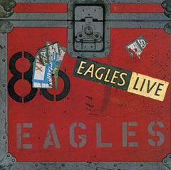 Eagles: Eagles Live 2 CD 1989 Certified Multi-Platinum (7 times) by the RIAA.