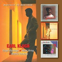 Earl Klugh: Finger Paintings (1977) Heart String (1979) Wishful Thinking (1984) Import 2 CD 3 Albums 2012