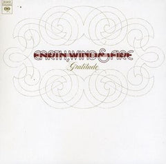 "Earth Wind & Fire: Gratitude CD 1999 17 Remastered Hit Tracks Includes ""Sun Goddess"""