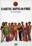 Earth Wind & Fire: Live In Concert Oakland CA 1981 DVD 2009 Dolby Digital