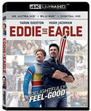 Eddie The Eagle: 4K Ultra HD Taron Egerton co-stars alongside ACADEMY AWARD(R) Nominee Hugh Jackman  2016 06-14-16 Release Date