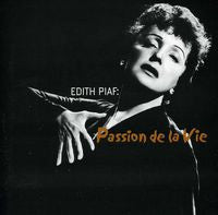 Edith Piaf:Passon De La Vie CD 2002 French Icon Vocalist Edith Piaf (1915-1963)