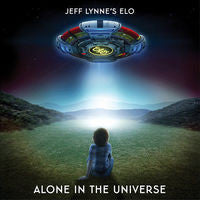 Electric Light Orchestra: Jeff Lynne's Electric Light Orchestra: Alone in the Universe CD 2015 11-13-15 Release Date