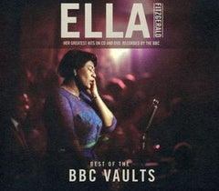 Ella: Best Of The BBC Vaults Four Live Shows 1965-1977 CD/DVD Deluxe Edition 2012 Dolby Digital