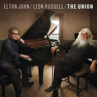 Elton John & Leon Russell: The Union CD 2010 T-Bone Burnett Producer